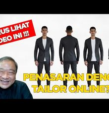 Tailor Online By Vincent Lee by Ventlee Groom Centre