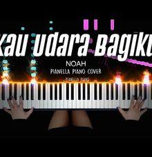 SOLO PIANO - Kau Udara Bagiku by Jova Musique