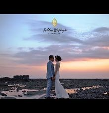 Adit & Maya Wedding at Bali by Killa Wijaya Wedding Film