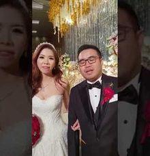 The Wedding John & Erica by Finest Organizer