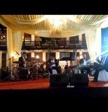 Wedding at Gedung Arsip Jakarta by Mole's Music