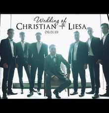 Christian & Liesa by Digibox Studio