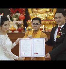 Wedding Organizer 12 October 2019 rudy karminan dan  jeanne zhen by Fedora Organizer