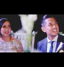 Bali Cliff Front Wedding by Bali Izatta Wedding Planner & Wedding Florist Decorator