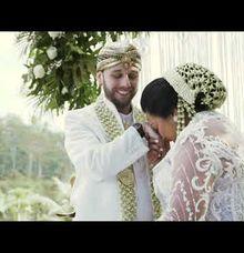 Stephen & Desita Bali Wedding by Lentera Production