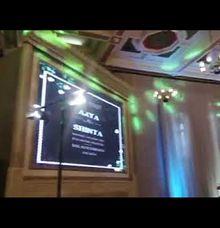 Lighting Wedding Gedung by PT ADARO DIGITAL TEKNOLOGI