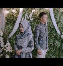 Maulanal & Atika Engagement by Markashima Audio-Visual