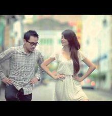 Aan Wahyu and Ajeng Yulianingsih by Lintangasa Creative Media
