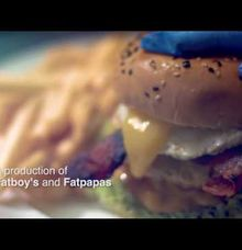 Burgers & Milkshakes by Fatboy's The Burger Bar Bali