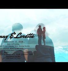 Danny & Loretta by Digibox Studio