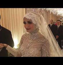 Malika Wedding by O&H Atelier