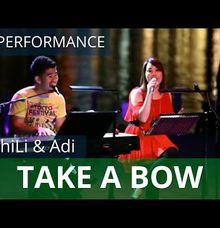 Take A Bow by ShiLi & Adi