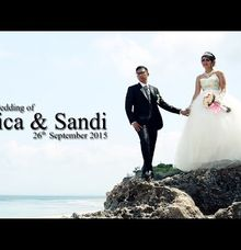 The Wedding Of Erica & Sandi at KLAPA Pecatu Bali SDE by mejica