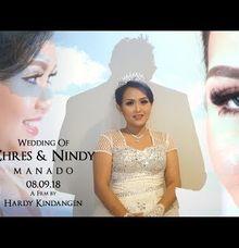 Chres & Nindy by Digibox Studio