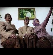 Fika & Dimas wedding by soelie photography