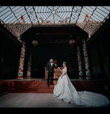 Hery & Vivi - SDE Wedding Video by Huemince