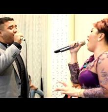 Full Big Band Orchestra ft Mike Mohede & Joy Tobing by DIVO MUSIC Management