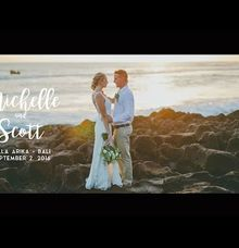 INTIMATE WEDDING IN BALI WITH MICHELLE AND SCOTT by Flipmax Photography