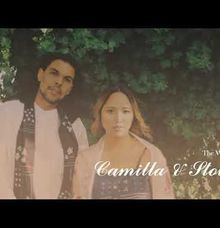 Camilla & Stolley Live Streaming Wedding Ceremony by viding