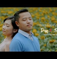 Cinematic Prewedding Clip by Paras Bali Studio