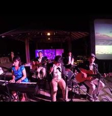 GLO Band Bali at Tirtha Uluwatu by GLO Band Bali