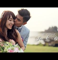 The Wedding of Joe Tam & Piann by mejica