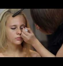Behind The Scene : Kristin by Olivia Shannon MakeUp & Hair Studio