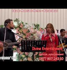 Divine Entertainment - Wedding Reception by Hengky Wijaya