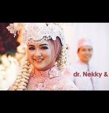 Wedding dr.Nekky + Erwin by NOAH PRODUCTION
