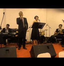Full Band Performance at Jala Puspita Jakarta by Mole's Music