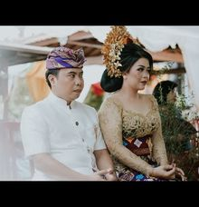Balinese Wedding Ceremony - Adi & Gek Ari by Lentera Production