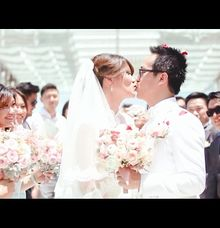Bali Wedding Video / Grace & Martin by Bali Red Photography