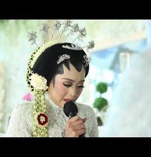 HANNY  & FREDLY  CUSTOM WEDDING CEREMONY by The Vida Ballroom