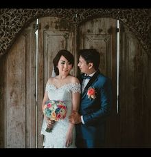 BALI VIDEOGRAPHER - WEDDING VIDEO ANUGRAH BALI - BALINESE WEDDING - MAHENDRA dan FRANSISKA by Maxtu Photography
