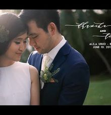 Wonderful Wedding Video At Alila Ubud by Alila Ubud
