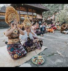 Balinese Wedding Film - Angga & Ayu by Lentera Production