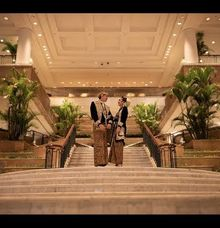 Gita & Dhika Wedding Movie at Ballroom Grand Hyatt Jakarta by AKSA Creative