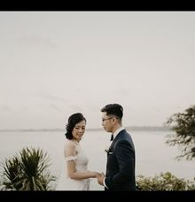Paige & Gerry  Wedding at Four Seasons Jimbaran Bali by AKSA Creative