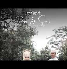 "cinematic video wedding ""dany & sari"" by Prisma Wedding"