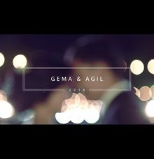 The Wedding Day of Gema-Agil by Unlimited Motion