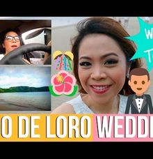 Pico de Loro beach front wedding by Ingrid Nieto
