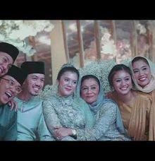 Hanis & Ikram Wedding Reception by Avicenna Studio