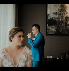 cinematic wedding jonathan & vebian by akar photography