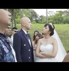Kenneth & Jamie AD wedding express highlights by Oh Snap Productions