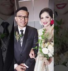 New Normal Wedding Reza & Olyn by Mercure Jakarta Sabang