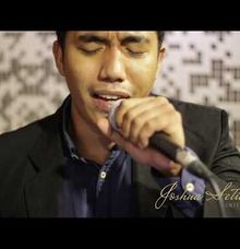 Cant Take My Eyes Off Of You by Joshua Setiawan Entertainment