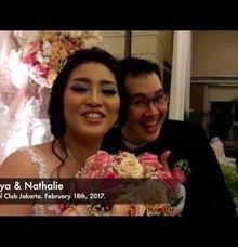 Testimonial Raditya & Nathalie by Erwin Wong Entertainment
