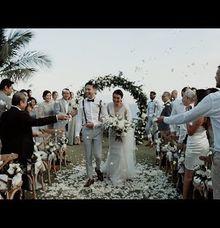 DARREN & RIZA WEDDING by sagasia