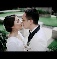 Intimate Bali Wedding of Willy & Dewi by Lentera Wedding