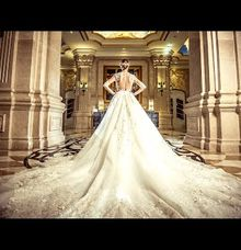 BTS Royal Gown Collection by Cang Ai Wedding